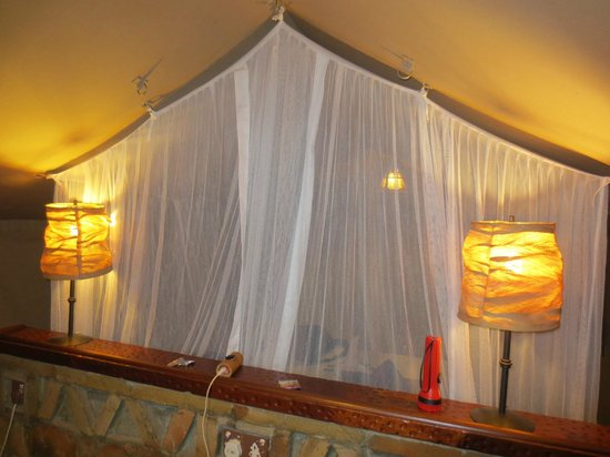 Sarova Mara Game Camp: Tent