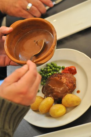 Jailhouse Restaurant : Classic Danish Cuisine