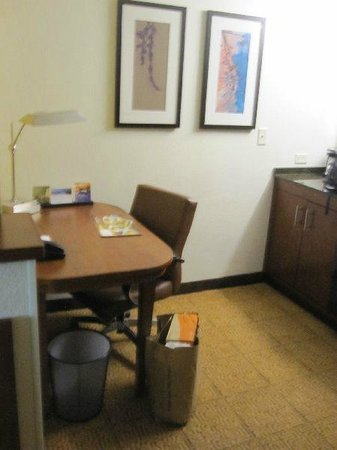Hyatt Place Mohegan Sun: Desk
