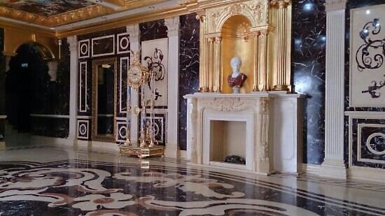 Villa Arte Hotel: лобби