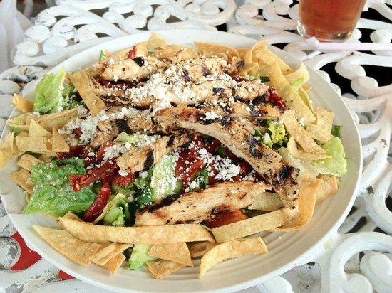 Grill Caliente: GC Caesar Salad