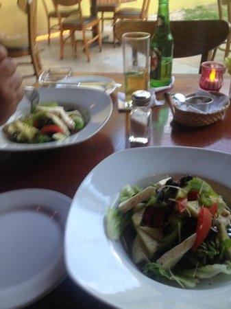 La Cocay: Add a captionThe 8.00 buck salad