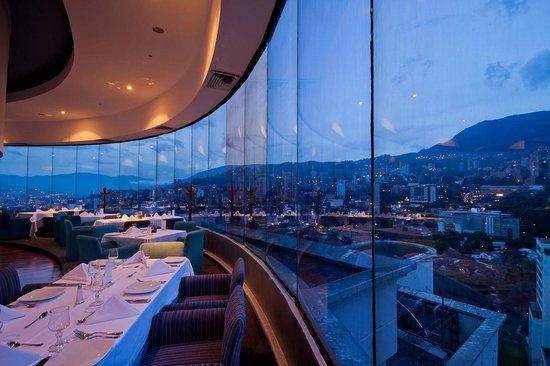 Dann Carlton Medellin Hotel: tony roma's