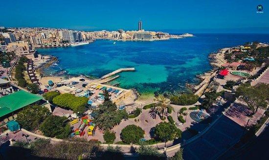 Sliema Balluta Bay Picture Of Sliema Island Of Malta