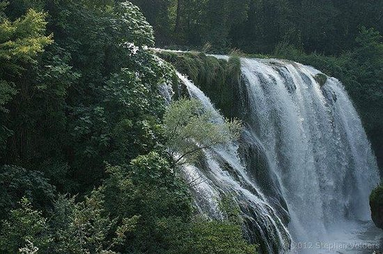 Il Casale Rosceto : Watervallen van Terni in de buurt van Todi