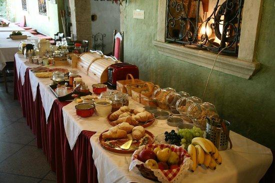 Gostilna Lectar: Nice breakfast!