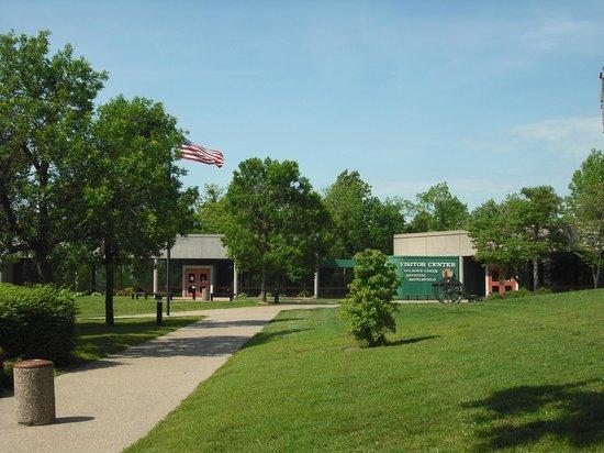 Wilson's Creek National Battlefield: Visitor Center