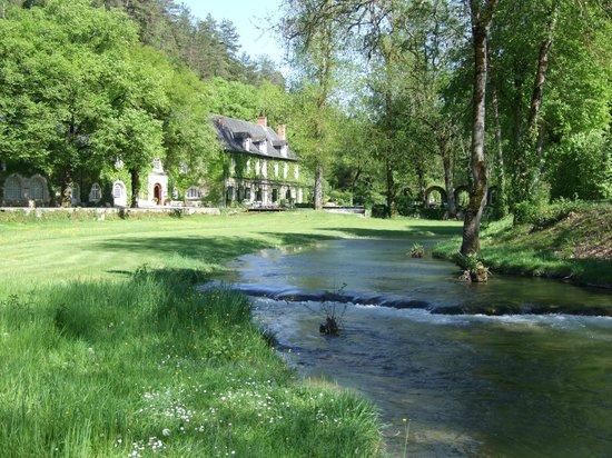 Manoir d'Hautegente : River Coly