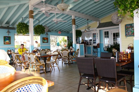 Southernmost Beach Cafe: Interior