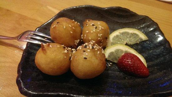 Oishii: dessert