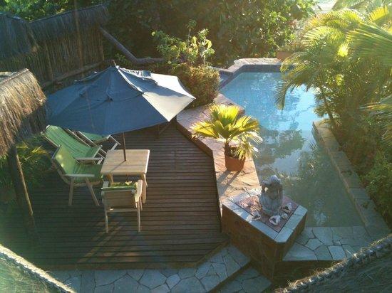 Orixás Art Hotel: Suíte com piscina privativa