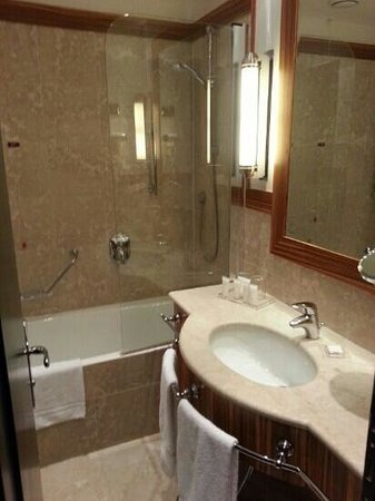 Starhotels Anderson: bagno