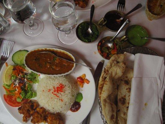 Le Maharajah : what a spread!