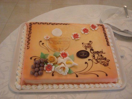 Новоли, Италия: Torta