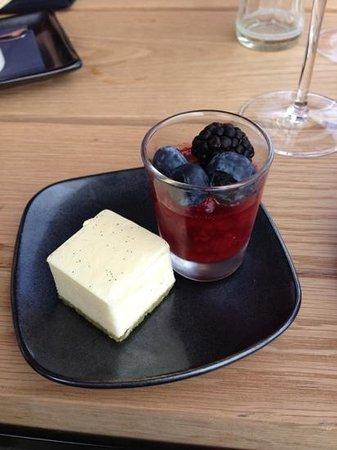 Alex Sushi: nydelig dessert