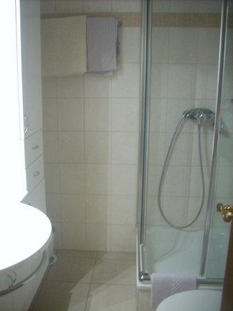 Gästehaus Buchenhof: baño