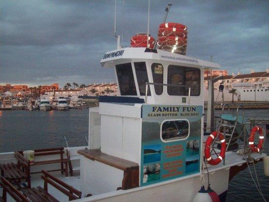 Don Pancho Boat Trip