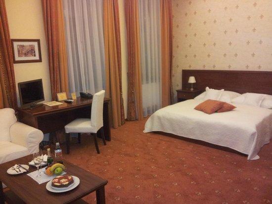 Louren Hotel: Room