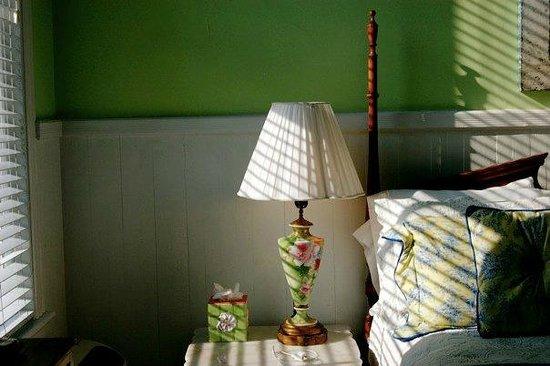 Forsyth Park Inn: One of the rooms