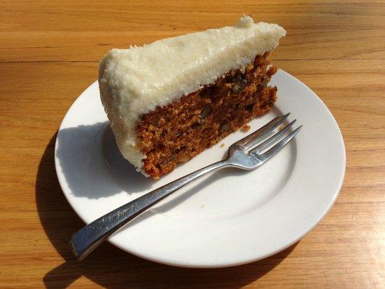 Brasserie NeL: Carrot Cake from Heaven!