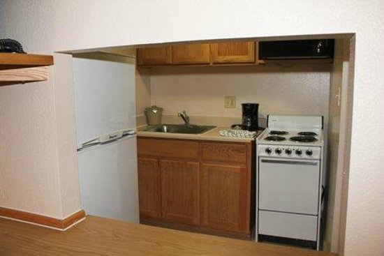 Hospitality Suite Resort: One Bedroom Kitchen