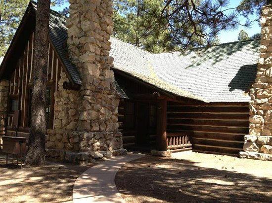 Cabin 511 picture of bryce canyon lodge bryce canyon for Bryce canyon cabine occidentali