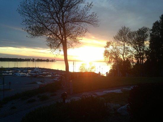 نيوبورت ريزورت: Sunset at the Harbor