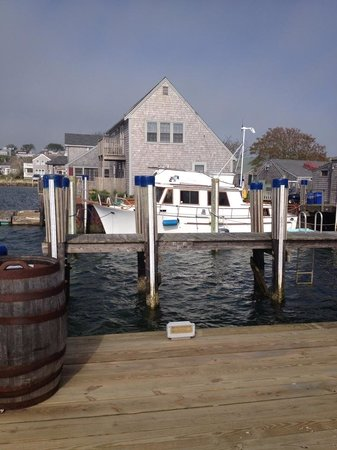 The Cottages at Nantucket Boat Basin: Orion Cottage