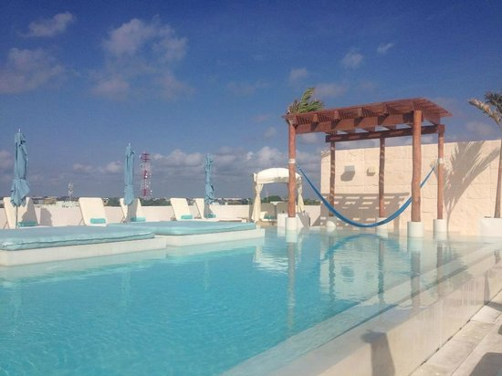 The Palm at Playa: Roof Top
