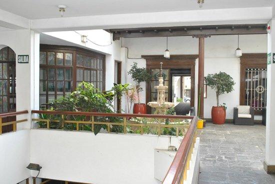 Gran Bolivar Hotel: First Floor