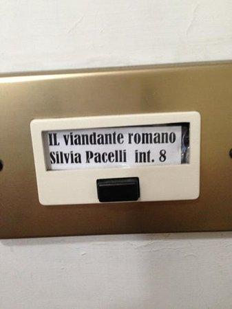 B&B Il Viandante Romano: Add a caption