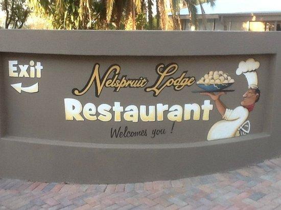 Nelspruit Lodge: On site restaurant breakfast and dinner