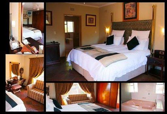 Nelspruit Lodge: 3/4 bedś and double beds 2 sleeper single or double 3sleeper or  Family 2xroom 4 sleeper