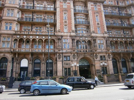 Frente do hotel picture of the principal london london for Hotels ussel