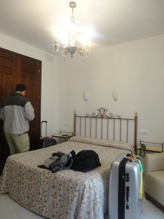 Hotel Don Paula: Habitación