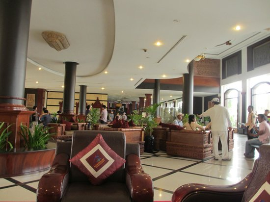 Pacific Hotel & Spa: Lobby