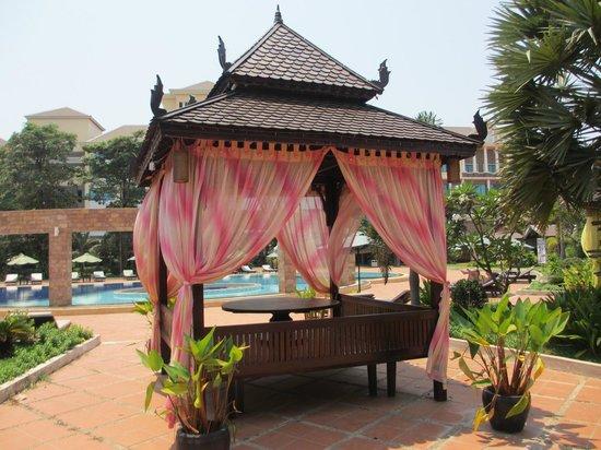 Pacific Hotel & Spa: Swimming-Pool