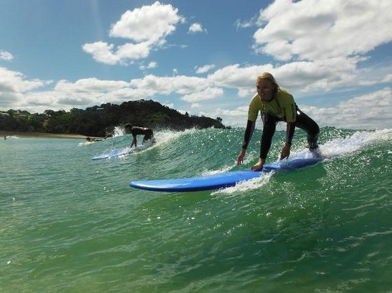 Surfaris Surf School & Tours