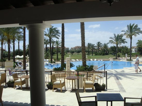 InterContinental Mar Menor Golf Resort & Spa: Vistas