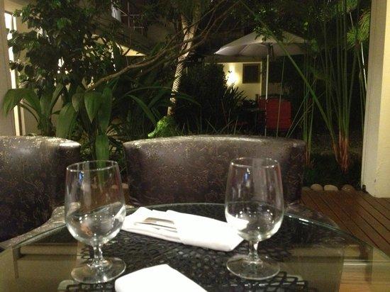 La Inmaculada Hotel: Dining room