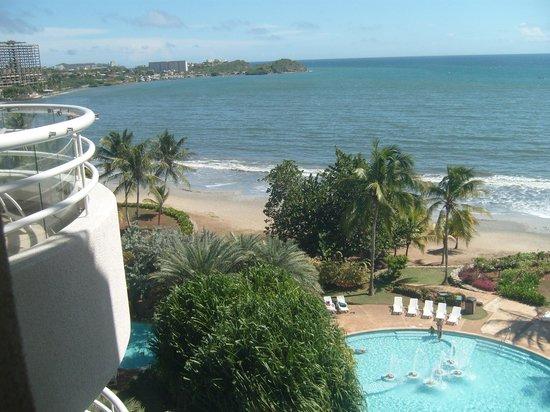 Hotel Venetur Margarita: Vista Venetur