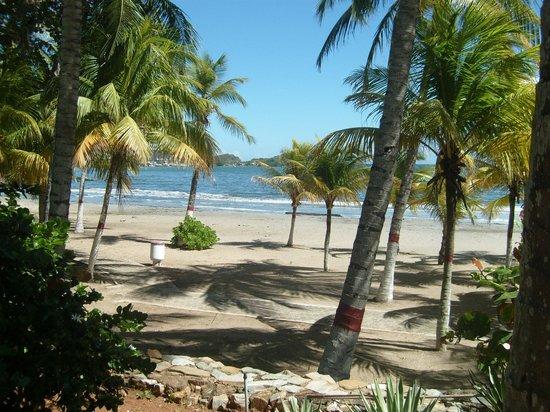 Hotel Venetur Margarita: Playa Venetur