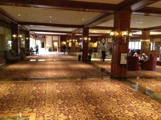 Lobby - Picture of Sheraton Music City Hotel, Nashville - TripAdvisor
