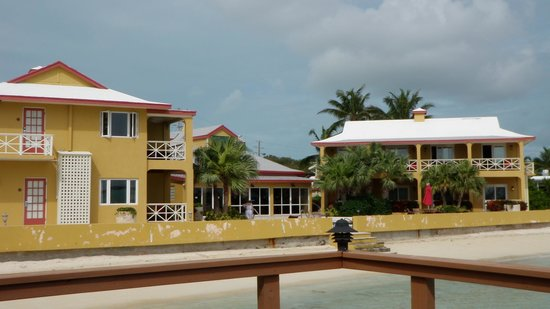 Augusta Bay Bahamas: Hotel