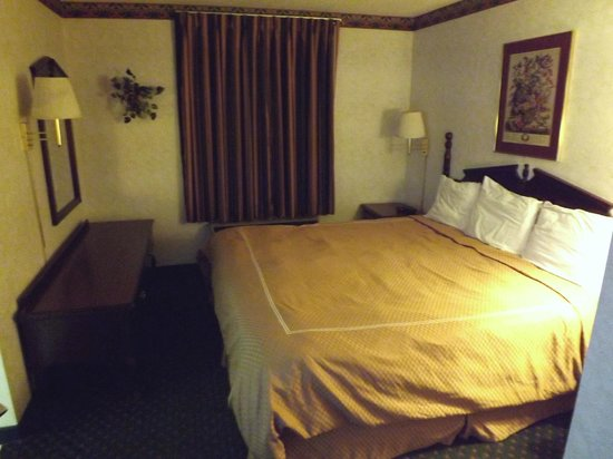 Super 8 Amarillo West: Sleeping area