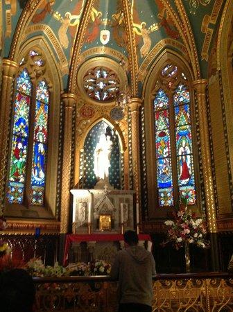St. Francis Church: Chapel