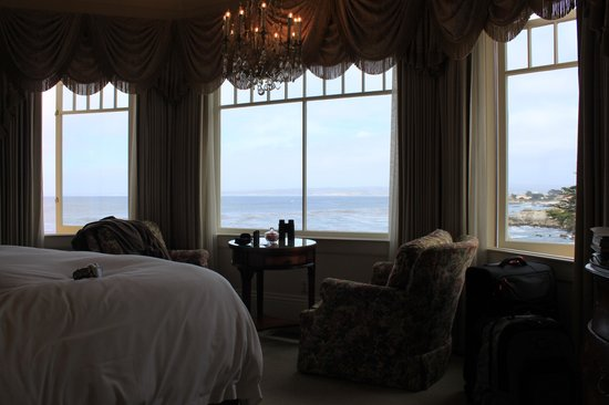 Seven Gables Inn: Seascape room view.  Incredible!