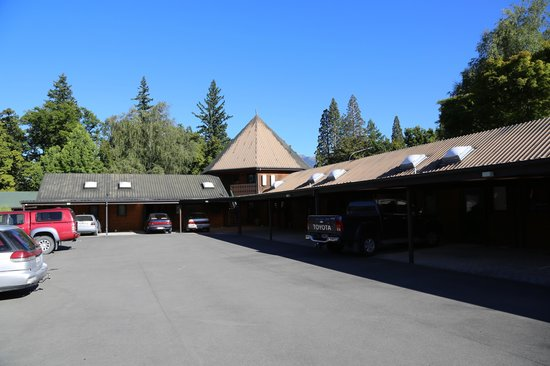 Alpine Lodge Motel: Nice and clean