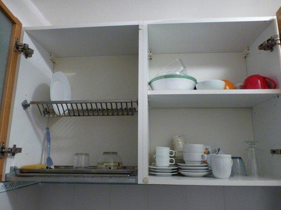 Sarasina: Kitchen