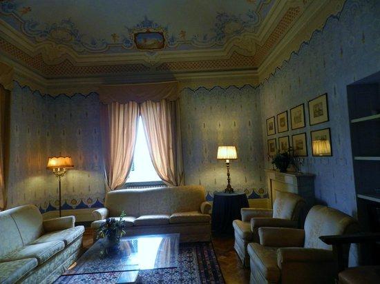 Villa Alta: Salão Azul